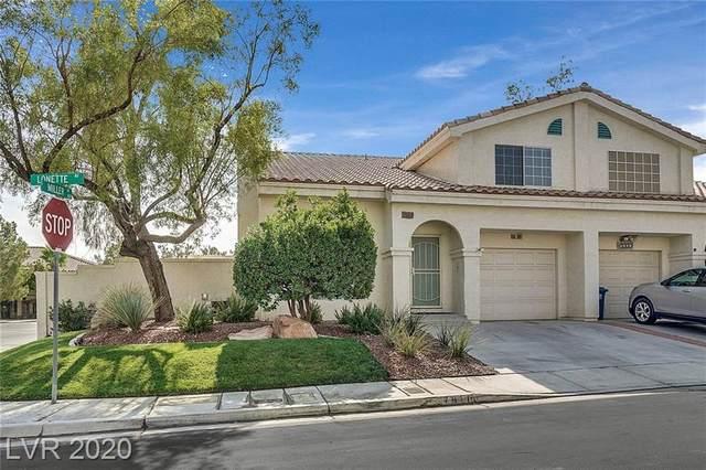 7911 Lonette Avenue, Las Vegas, NV 89147 (MLS #2241442) :: Hebert Group | Realty One Group