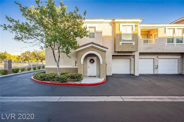 10001 Peace Way #2184, Las Vegas, NV 89147 (MLS #2241449) :: Jeffrey Sabel