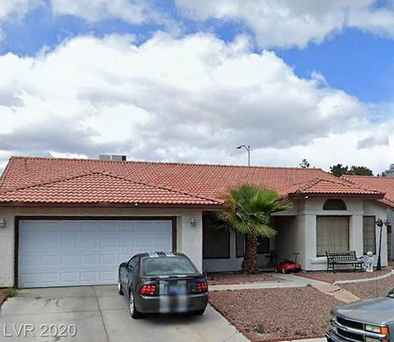 6308 Barkstone Avenue, Las Vegas, NV 89108 (MLS #2241473) :: Hebert Group | Realty One Group