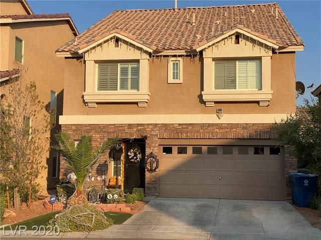 10050 Cape May Street, Las Vegas, NV 89141 (MLS #2241481) :: Billy OKeefe | Berkshire Hathaway HomeServices