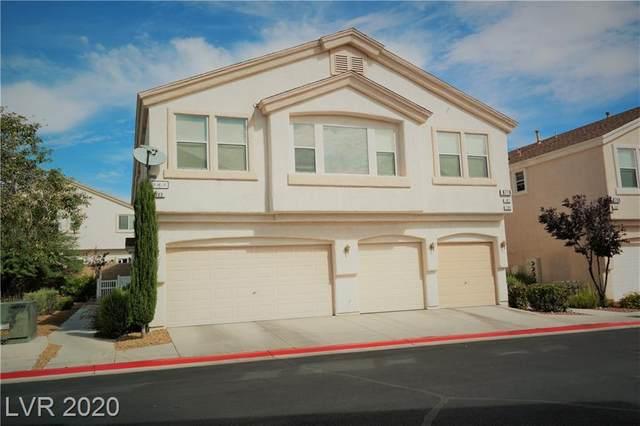8778 Tomnitz Avenue #101, Las Vegas, NV 89178 (MLS #2241486) :: The Shear Team