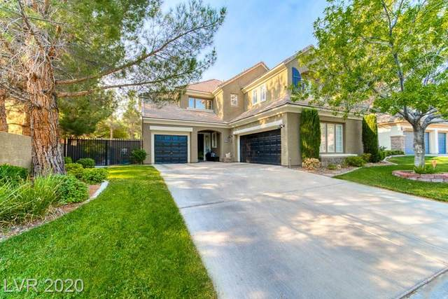 9809 Royal Lamb Drive, Las Vegas, NV 89145 (MLS #2241499) :: Team Michele Dugan