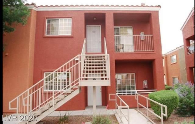 4730 Craig Road #2174, Las Vegas, NV 89115 (MLS #2241501) :: Team Michele Dugan