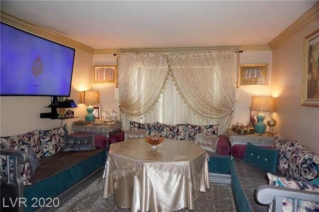 8101 Flamingo Road #1082, Las Vegas, NV 89147 (MLS #2241518) :: The Perna Group
