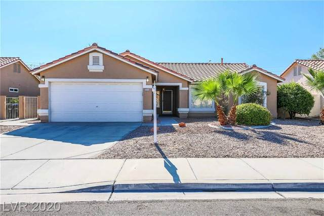 1111 Hutch Court, Henderson, NV 89015 (MLS #2241523) :: The Lindstrom Group