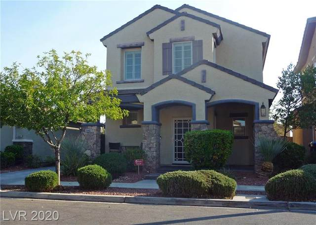 10487 Howling Coyote Avenue, Las Vegas, NV 89135 (MLS #2241535) :: Billy OKeefe | Berkshire Hathaway HomeServices