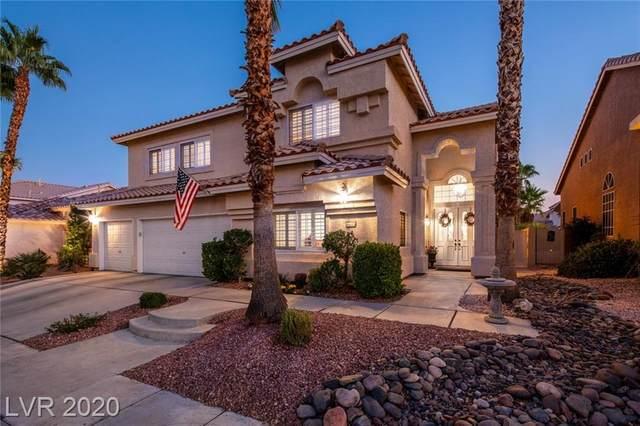 9633 Camino Capistrano Lane, Las Vegas, NV 89147 (MLS #2241562) :: The Lindstrom Group