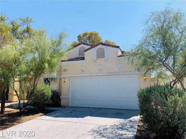 1701 Otto Merida Avenue, Las Vegas, NV 89106 (MLS #2241565) :: Kypreos Team