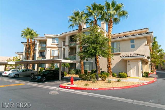 7127 Durango Drive #308, Las Vegas, NV 89113 (MLS #2241567) :: The Lindstrom Group