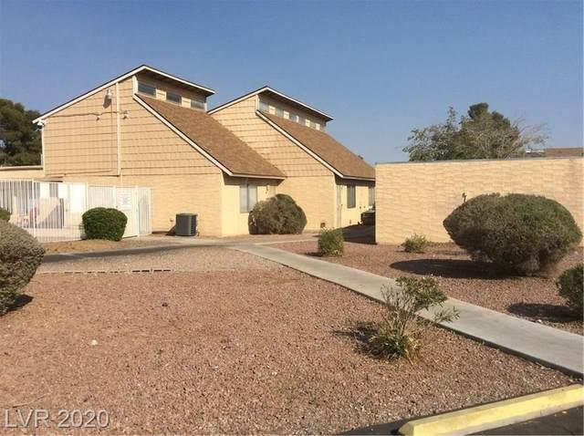 1125 Century Garden Drive, Las Vegas, NV 89119 (MLS #2241593) :: Jeffrey Sabel