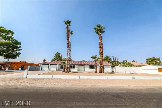 5343 Tamarus Street, Las Vegas, NV 89119 (MLS #2241598) :: Signature Real Estate Group