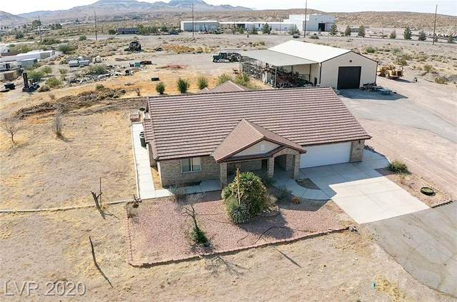1585 Barlow Avenue, Moapa, NV 89025 (MLS #2241608) :: Signature Real Estate Group
