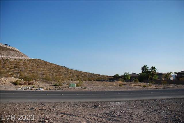 Foxhall Rd., Henderson, NV 89002 (MLS #2241620) :: Team Michele Dugan