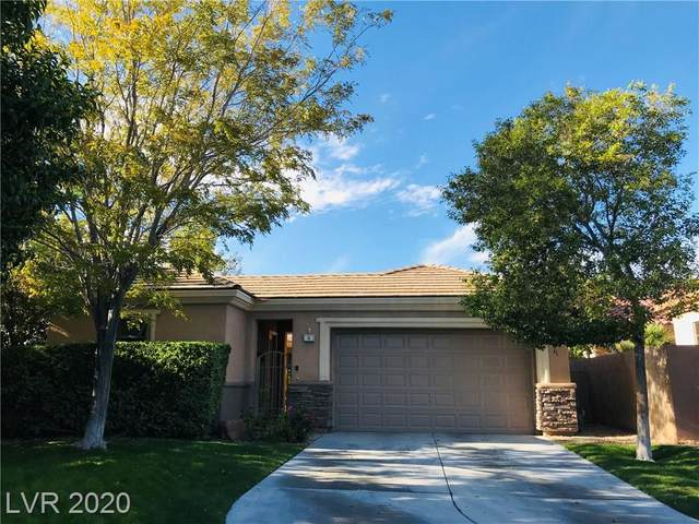 4 Creeping Bend Court, Henderson, NV 89052 (MLS #2241634) :: Kypreos Team