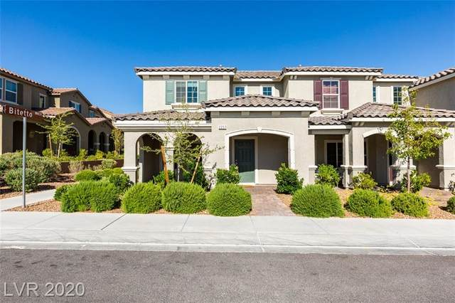 2257 Lambro Street, Henderson, NV 89044 (MLS #2241637) :: The Lindstrom Group