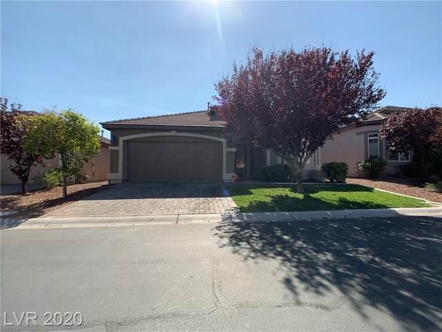 10065 Claverton Court, Las Vegas, NV 89148 (MLS #2241639) :: Hebert Group | Realty One Group
