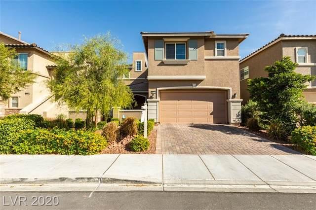 6780 Bristle Falls Street, Las Vegas, NV 89149 (MLS #2241652) :: Hebert Group | Realty One Group