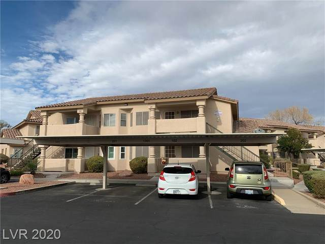 1309 Markwood Circle #201, Las Vegas, NV 89128 (MLS #2241656) :: The Lindstrom Group