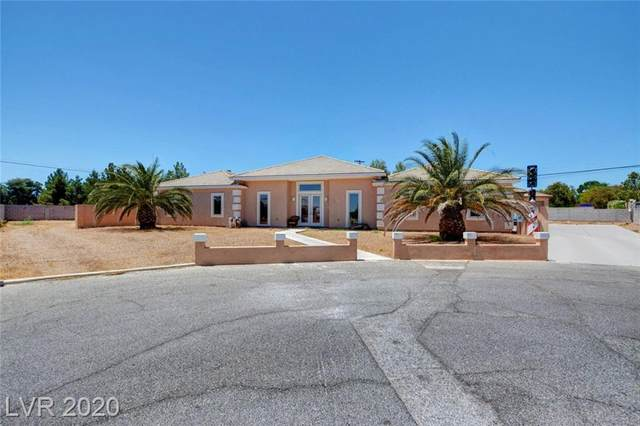 7835 Fairfield Avenue, Las Vegas, NV 89123 (MLS #2241670) :: Billy OKeefe | Berkshire Hathaway HomeServices