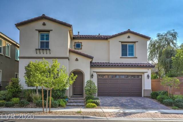 3217 Porta Cesareo Avenue, Henderson, NV 89044 (MLS #2241678) :: The Lindstrom Group