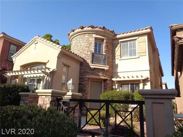 2427 Cordoba Bluff Court #0, Las Vegas, NV 89135 (MLS #2241683) :: Hebert Group | Realty One Group