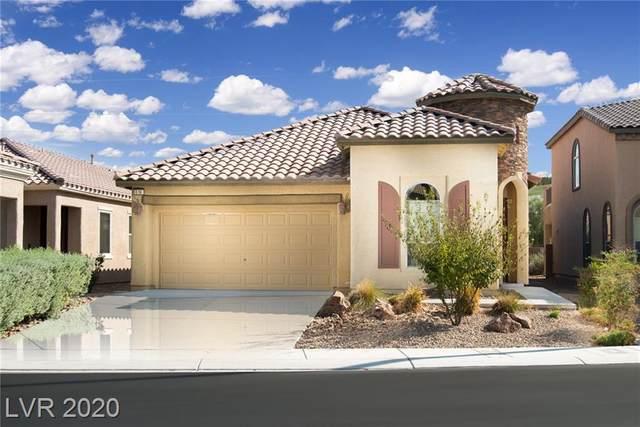 5516 Stone Lagoon Street, North Las Vegas, NV 89031 (MLS #2241694) :: Vestuto Realty Group