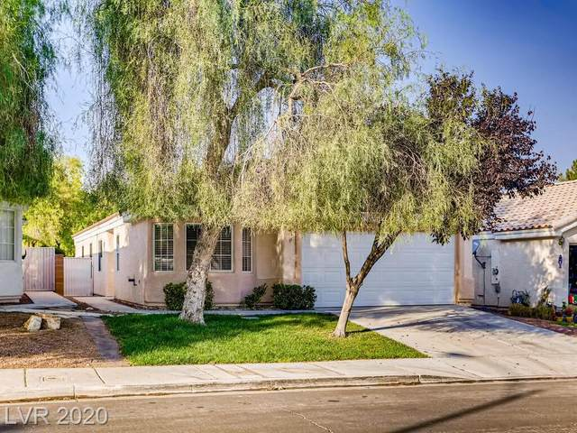2337 Silver Crew Pass, Henderson, NV 89052 (MLS #2241696) :: Hebert Group | Realty One Group