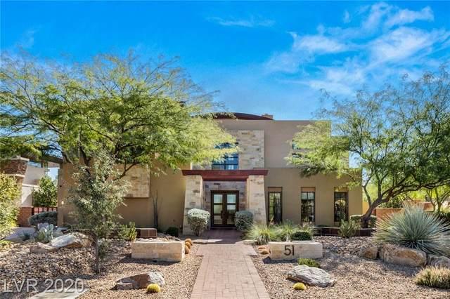 51 Meadowhawk Lane, Las Vegas, NV 89135 (MLS #2241702) :: Signature Real Estate Group