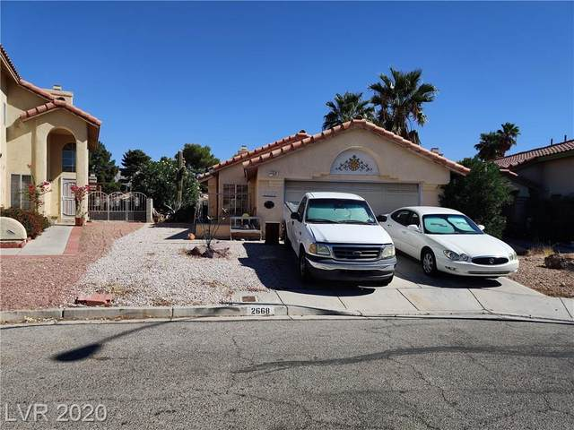 2668 Alwoodley Circle, Las Vegas, NV 89142 (MLS #2241704) :: Signature Real Estate Group