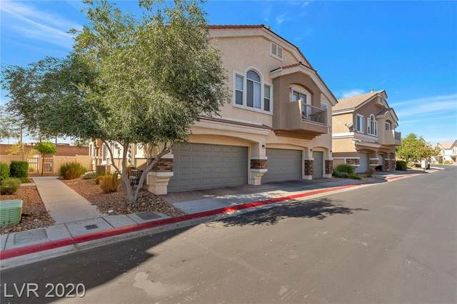 4839 Double Down Drive #103, Las Vegas, NV 89122 (MLS #2241711) :: Kypreos Team