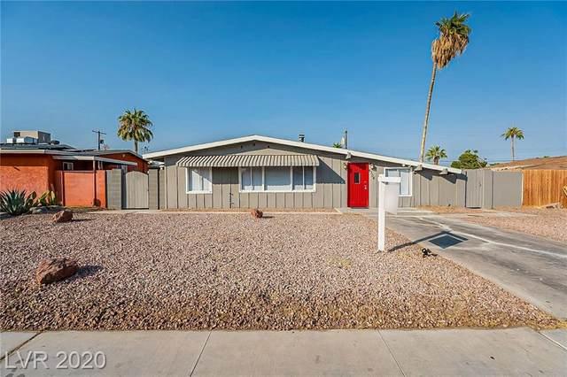 4304 Las Lomas Avenue, Las Vegas, NV 89102 (MLS #2241713) :: Hebert Group | Realty One Group