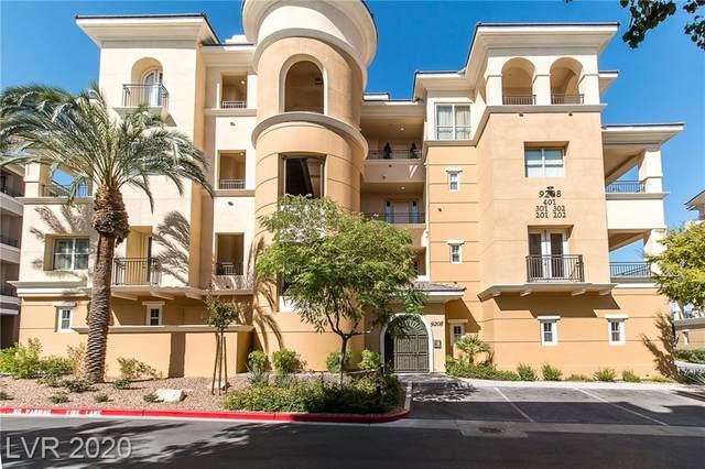9208 Tesoras Drive #202, Las Vegas, NV 89144 (MLS #2241717) :: Billy OKeefe | Berkshire Hathaway HomeServices