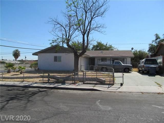 6401 Evergreen Avenue, Las Vegas, NV 89107 (MLS #2241734) :: Hebert Group | Realty One Group