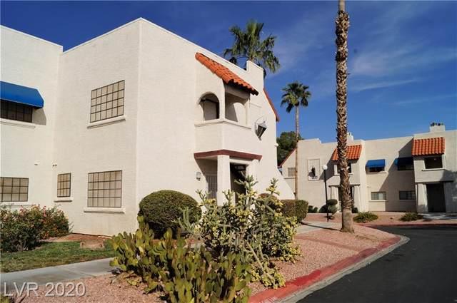 101 Luna Way #249, Las Vegas, NV 89145 (MLS #2241742) :: The Lindstrom Group