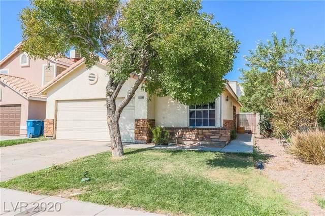 5684 Fairlight Drive, Las Vegas, NV 89142 (MLS #2241750) :: Kypreos Team