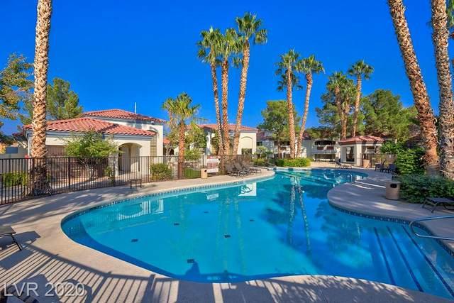 8455 Sahara Avenue #266, Las Vegas, NV 89117 (MLS #2241763) :: Billy OKeefe | Berkshire Hathaway HomeServices