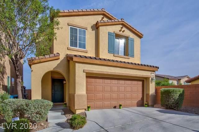 10596 La Campana Street, Las Vegas, NV 89179 (MLS #2241767) :: Team Michele Dugan