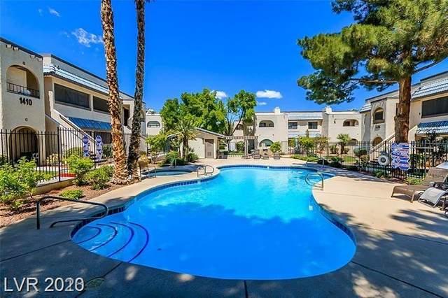 1400 Santa Margarita Street D, Las Vegas, NV 89146 (MLS #2241780) :: Hebert Group   Realty One Group