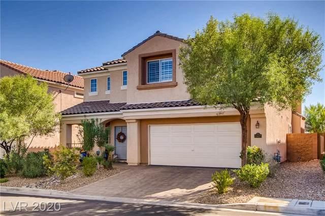 11617 Cabo Del Verde Avenue, Las Vegas, NV 89138 (MLS #2241796) :: The Lindstrom Group