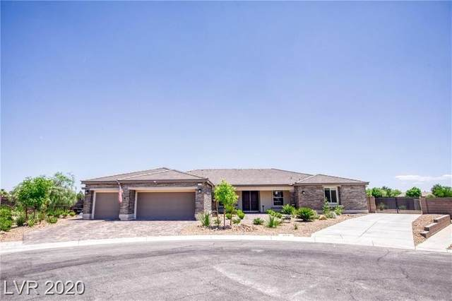 4420 Bonita Vista Street, Las Vegas, NV 89129 (MLS #2241810) :: The Perna Group