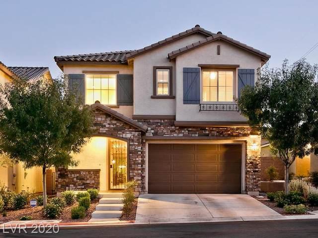 10655 College Hill Avenue, Las Vegas, NV 89166 (MLS #2241815) :: Billy OKeefe   Berkshire Hathaway HomeServices