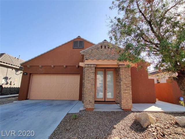 445 Via Stretto Avenue, Henderson, NV 89011 (MLS #2241817) :: The Lindstrom Group