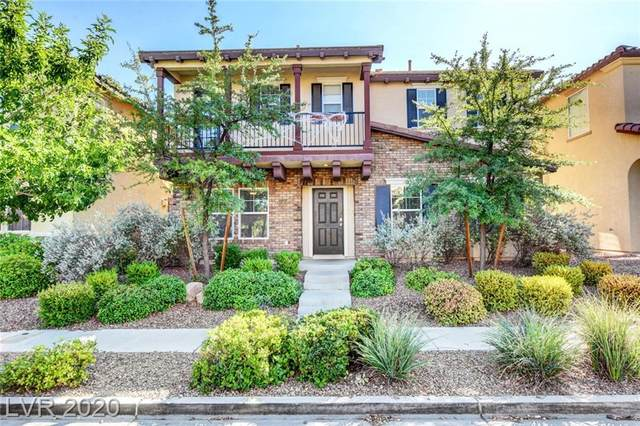 3153 Monet Sunrise Avenue, Henderson, NV 89044 (MLS #2241819) :: The Lindstrom Group