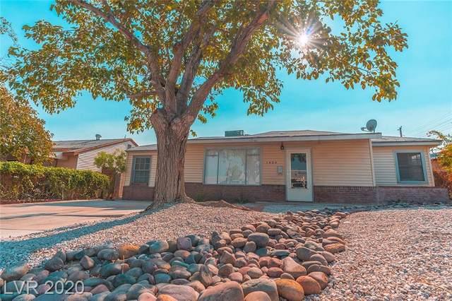 1404 East Bridger Avenue, Las Vegas, NV 89101 (MLS #2241825) :: Jeffrey Sabel