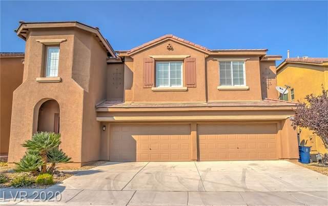 9228 Desert Heat Avenue, Las Vegas, NV 89178 (MLS #2241831) :: Kypreos Team