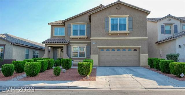 9649 Rolling Thunder Avenue, Las Vegas, NV 89148 (MLS #2241834) :: Helen Riley Group | Simply Vegas
