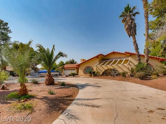 3175 Mann Street, Las Vegas, NV 89146 (MLS #2241836) :: Hebert Group | Realty One Group