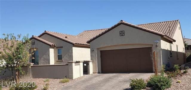 477 Intonation Street, Henderson, NV 89011 (MLS #2241839) :: Signature Real Estate Group