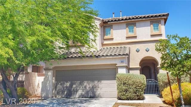 9448 Kingsley Court, Las Vegas, NV 89149 (MLS #2241841) :: Hebert Group | Realty One Group