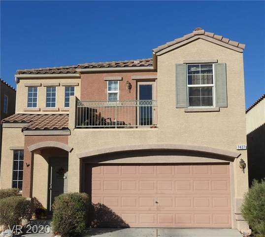 7427 Margollini Street, Las Vegas, NV 89148 (MLS #2241845) :: Team Michele Dugan
